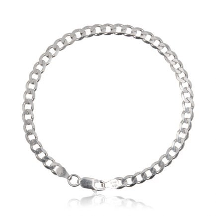 chain-man-woman-silver-bracelet