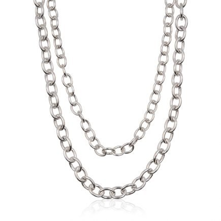 DOUBLE-CHAIN-NECKLACE
