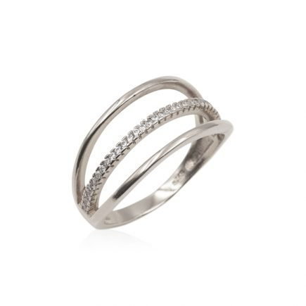 LINES-SILVER-RING