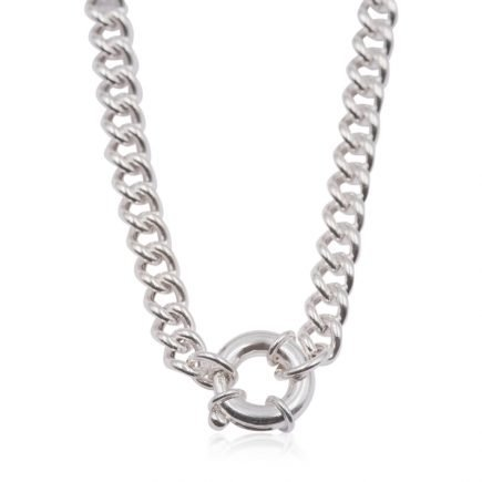 CHAIN-SILVER-NECKLACE